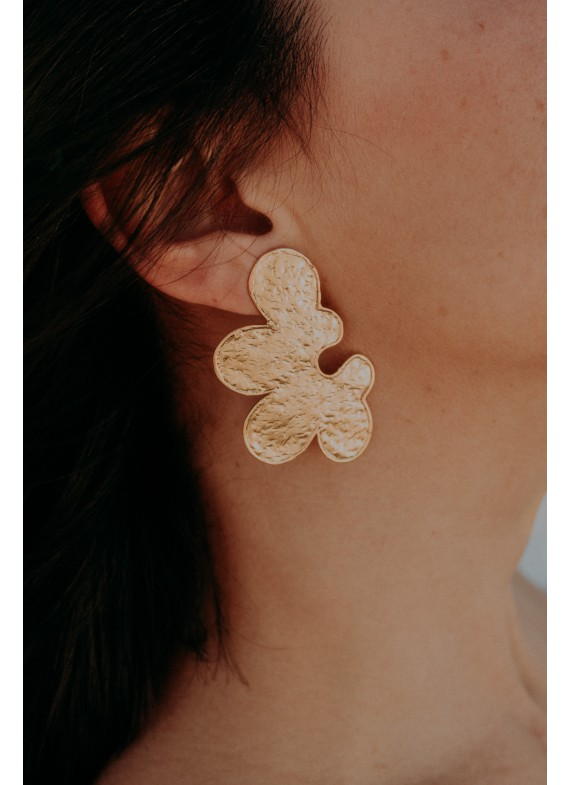 FLATWORM EARRINGS