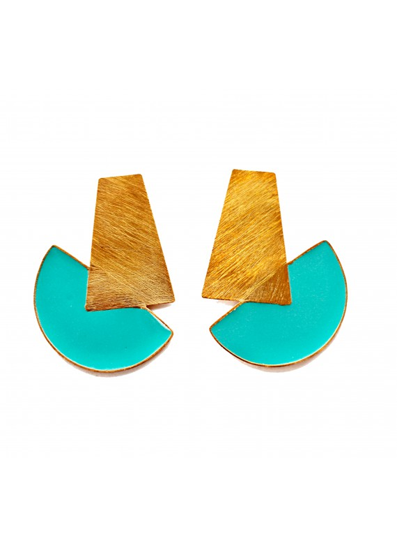 OUTRIGGER CANOE EARRINGS