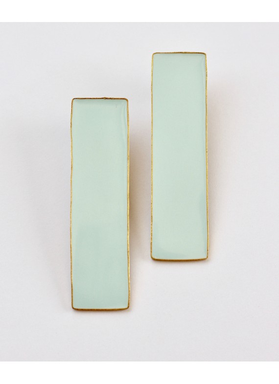 POSIDONIA TURQUOISE EARRINGS