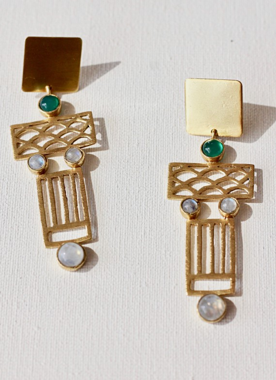 ZINDER EARRINGS
