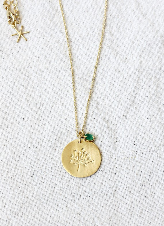 LET IT GROW NECKLACE