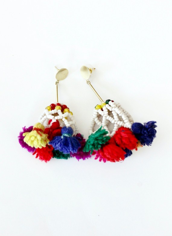 VERBENA EARRINGS